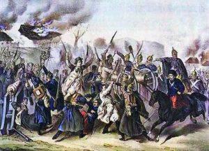 Bitwa pod Węgrowem