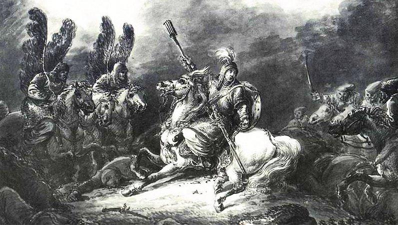 Walka z Tatarami