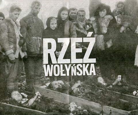 Rzeź wołyńska 1943