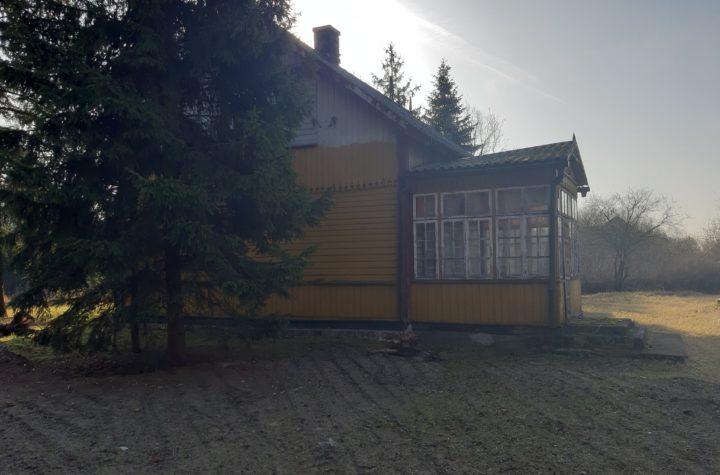 Tymczasowa siedziba NKWD w Ostrówku