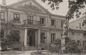 Dom Rodziny Maryi w Warszawie, ul. Żelazna 9