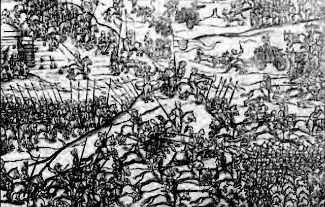 Bitwa pod Łopusznem 1512