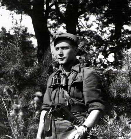 Romuald Rajs w 1943