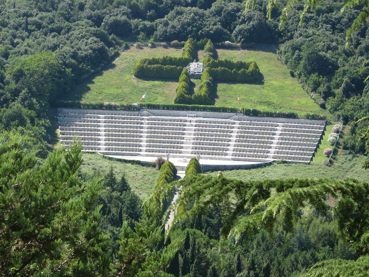 Polski Cmentarz Wojenny pod Monte Cassino
