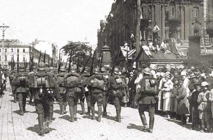Wojsko Polskie w Kijowie 1920