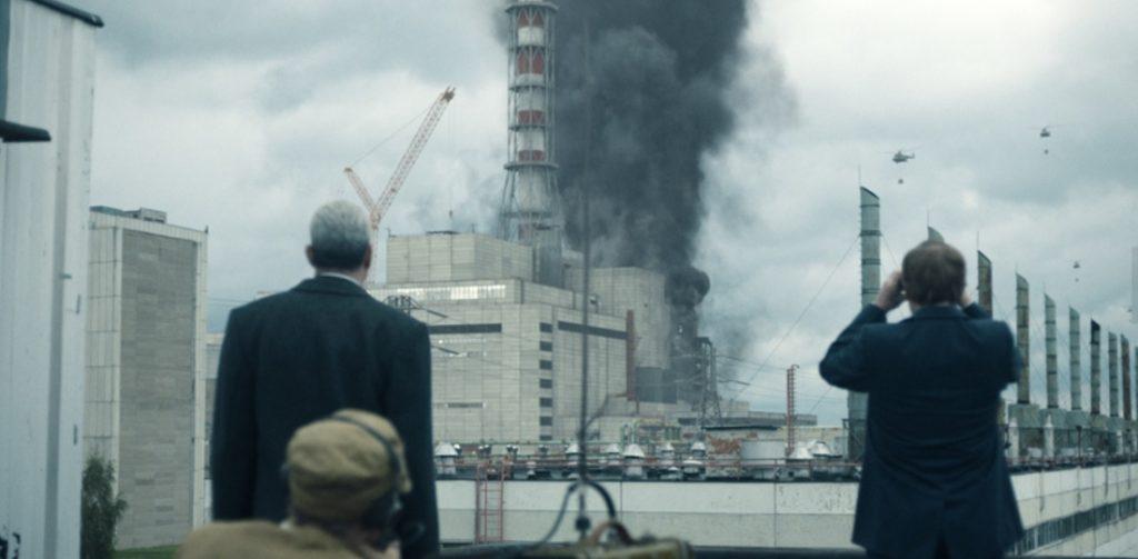 Gaszenie elektrowni/foto Filmweb