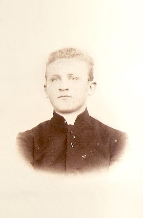 Ksiądz Ignacy Skorupka 1907 r.